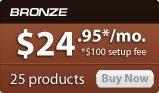 Bronze eCommerce